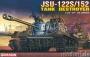 САУ  JSU-122S / 152 Tank Destroyer (1:35)