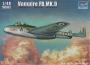 Самолёт  Vampire FB.MK.9