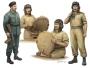 Солдаты  иракский танковый экипаж  (1:35)