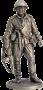 Старший сержант пехоты Красной армии 1943-45гг. СССР