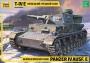 Танк  Немецкий танк Т-IV E  (1:35)
