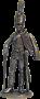 Вахмистр 4-го гусарского плк. Гессен-Гомбурга. Австрия, 1805-15
