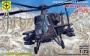 """Вертолет  А-129 """"Мангуста"""" (1:72)"""