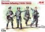 WWII German Infantry (1939-1942)