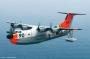 (02094-8)  Летающая лодка SHINMEIWA US-1 RESCUE IVORY J.M.S.D.F.